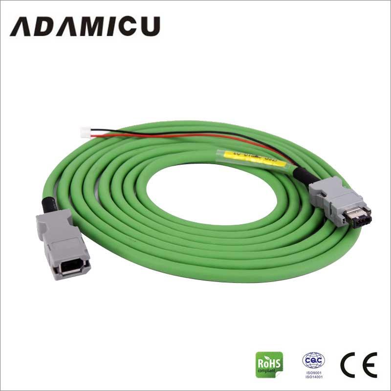 servo motor cables