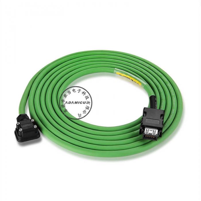 Mitsubishi encoder cable MR-J3ENCBL3M-A1-H