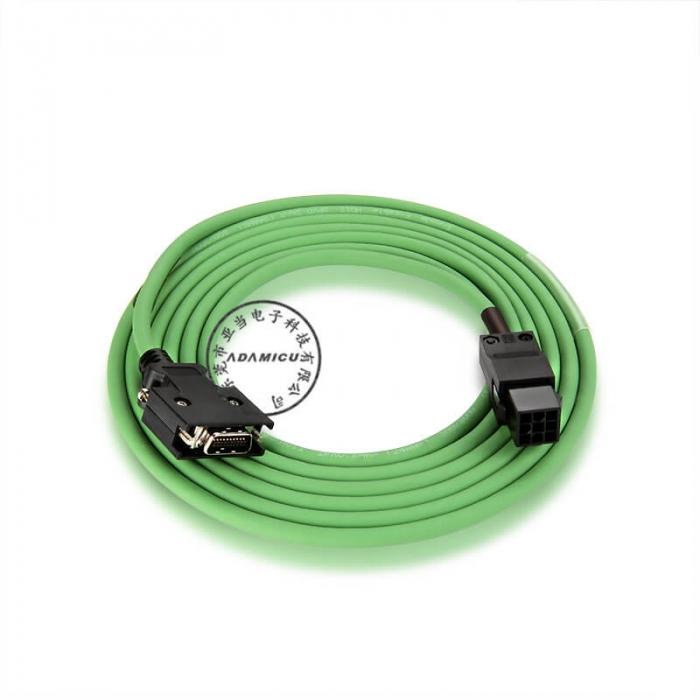 flexible shielded cable ASD-A2-EN0003-G