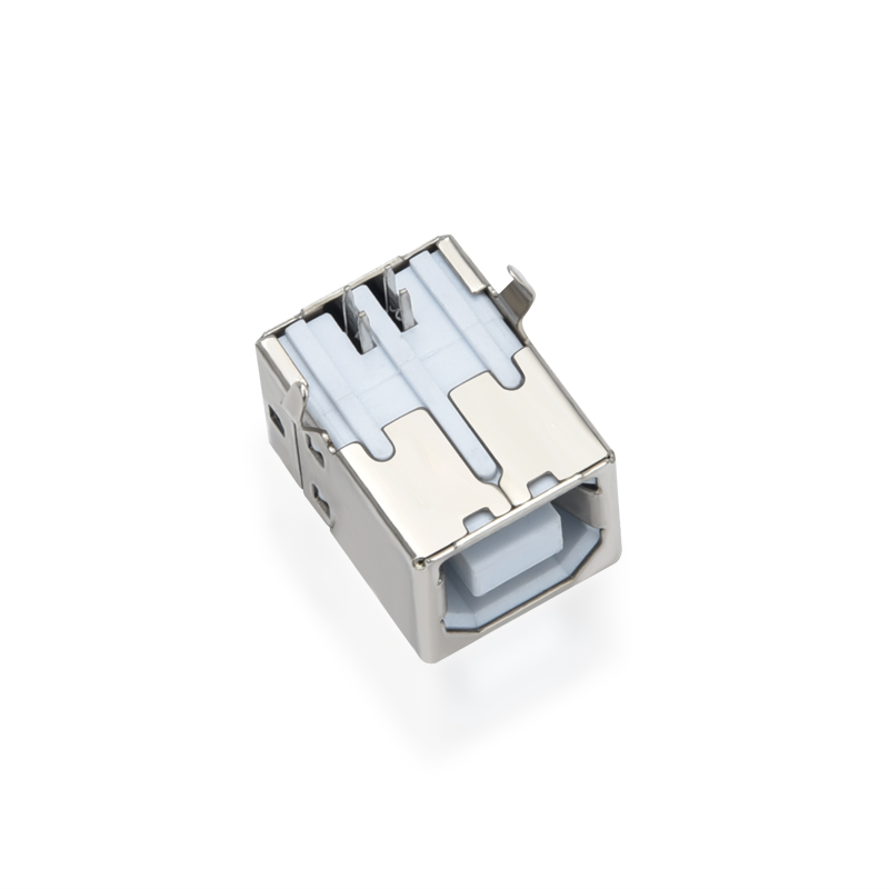 usb type b female connector