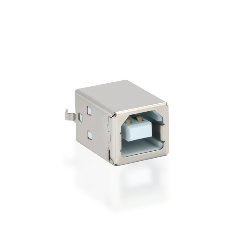 4 pin usb type b female connector manufacturer