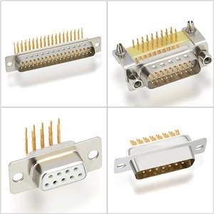 D-SUB FILTER CONNECTORS