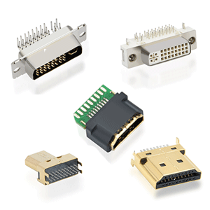 video connectors