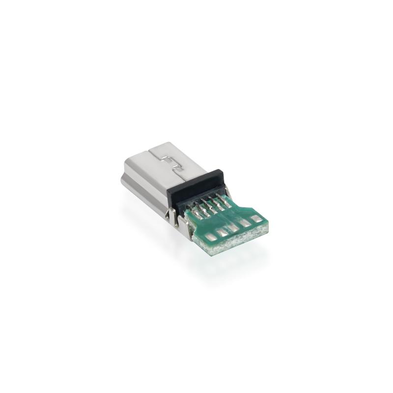 mini usb connector pcb mount
