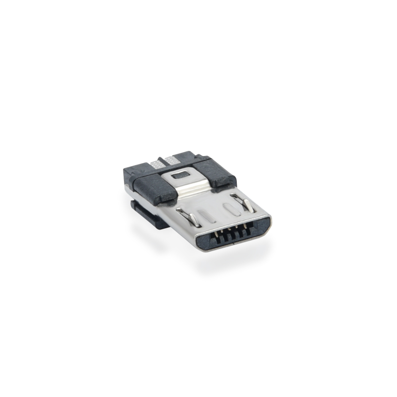 micro usb male connector solder