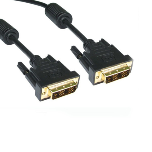 double dvi cable