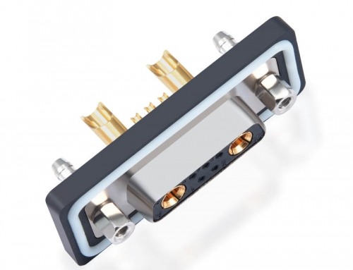 ip67 waterproof standard D-Sub Panel Mount Solder Connectors
