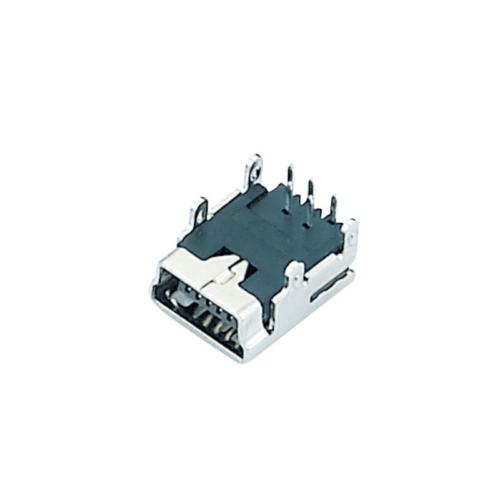 mini usb female connector