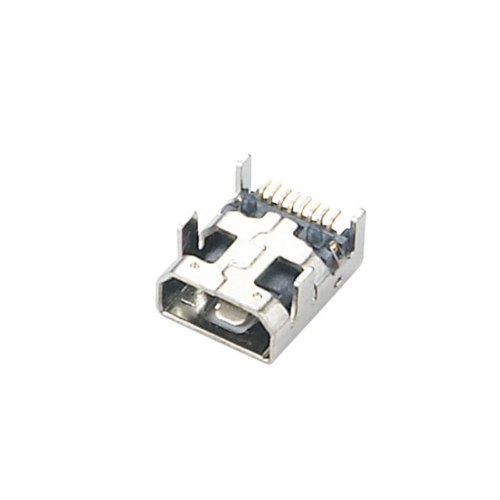mini usb charging port