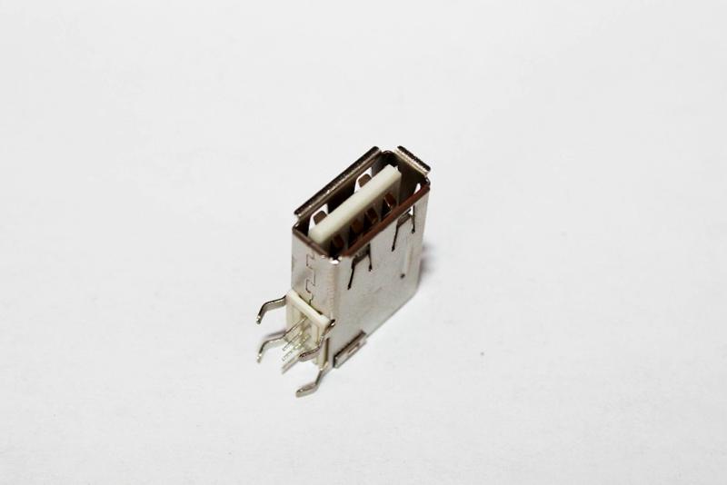 usb type a side plug