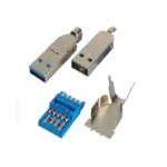 3.0 USB A type male plug wire usb connector plug