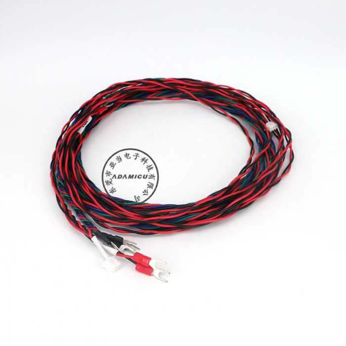CNC Engraving machine chassis internal connection cable