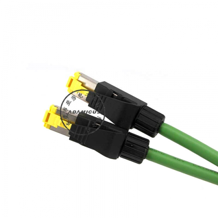 Harting RJ45 connector Ethernet network cable (2)