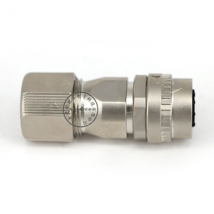 10 pin round connector cm10-sp10s-m