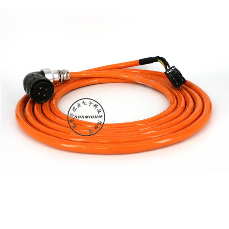 Fanuc Encoder Cable F06b 0001 K008 For Servo Motor System