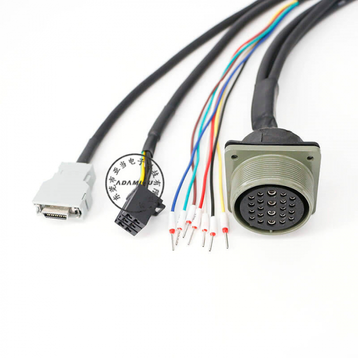 fanuc encoder cable