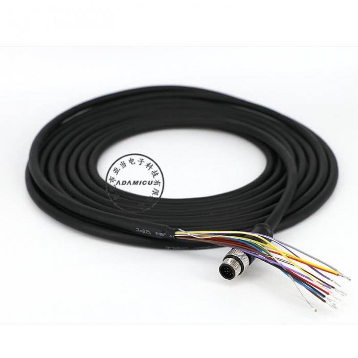 hirose 12 pin connector