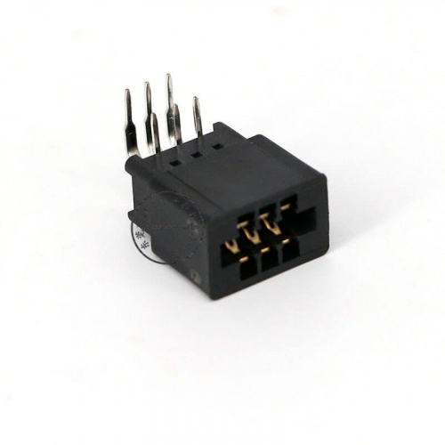 sma female pcb edge mount connector